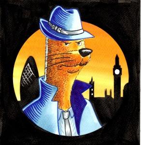 Detecting Consultant Ferret in the City