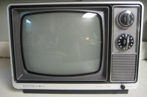 B&W TV
