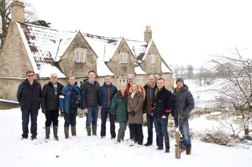 The Packhorse Bath Opening Day March 18th 2018